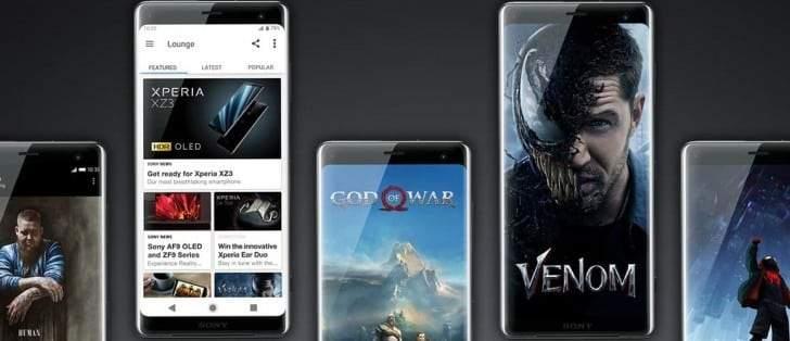 Xperia تفقد استقلاليتها.. سوني تدمج هواتف الشركة بقسم شاشات التلفزيون والكاميرات