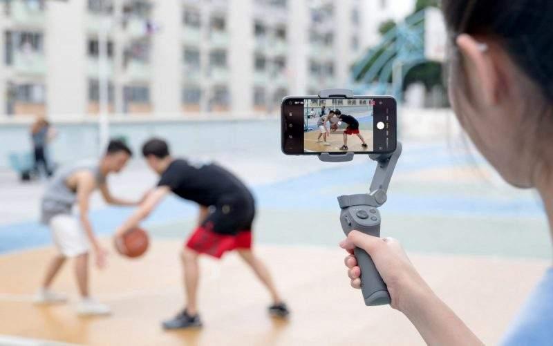 Osmo Mobile 3 الجديد بتصميم رائع يجعله أكثر سهولة في الإستخدام