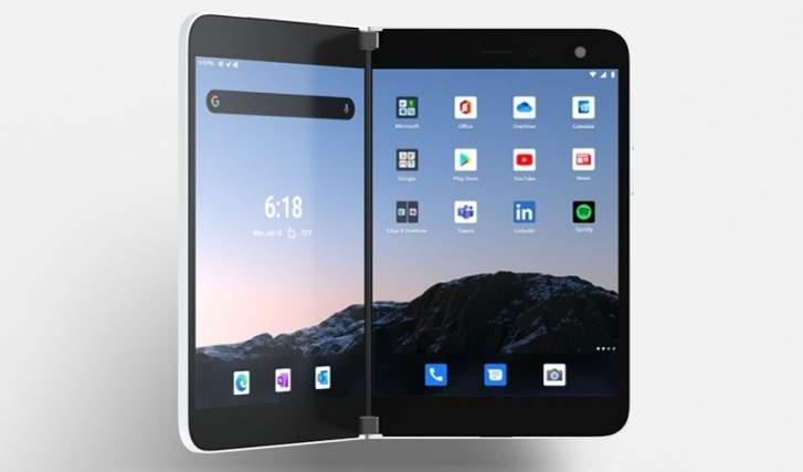 مواصفات Surface Duo